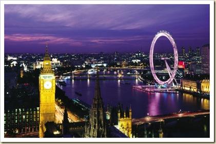 London Ahoy!