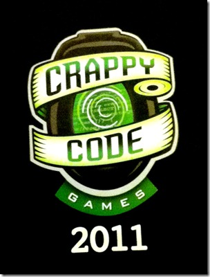 Crappy Code Games 2011 – London