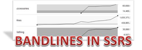 Bandlines in SSRS