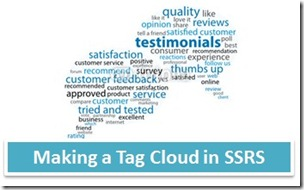 Making a Tag Cloud with SSRS Rich Text
