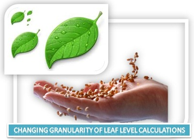 Changing Granularity of Leaf Level Calculations in SSAS Tabular