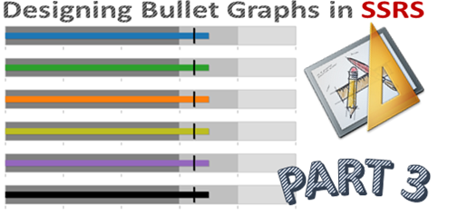 Designing Bullet Graphs in SSRS – Part 3