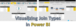 Visualizing Merge Join Types in Power BI